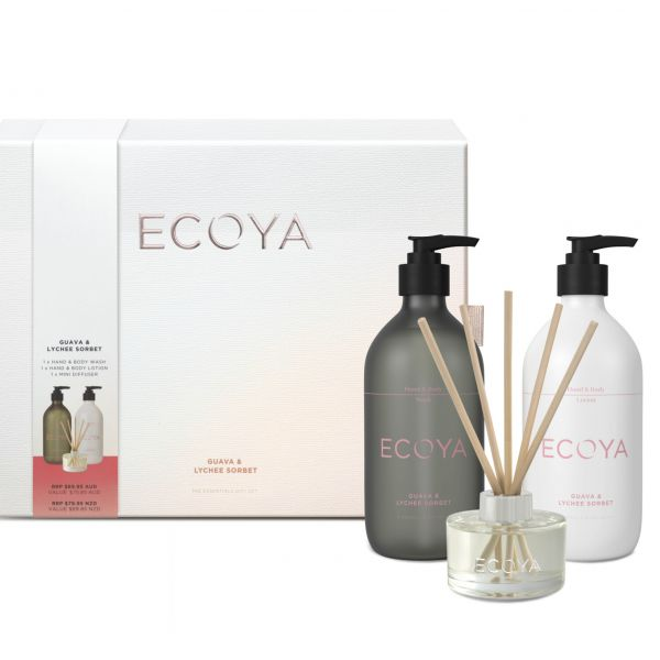 Mothers Day Essentials Set - Guava & Lychee
