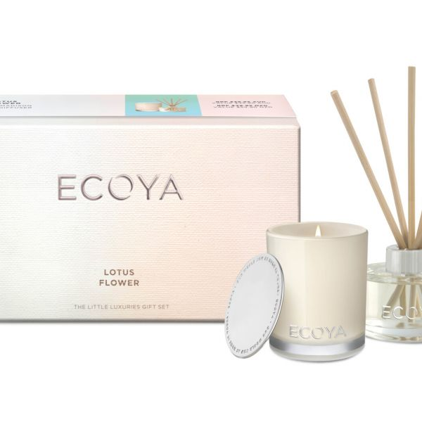 Mothers Day Little Luxuries Gift Set - Lotus Flower